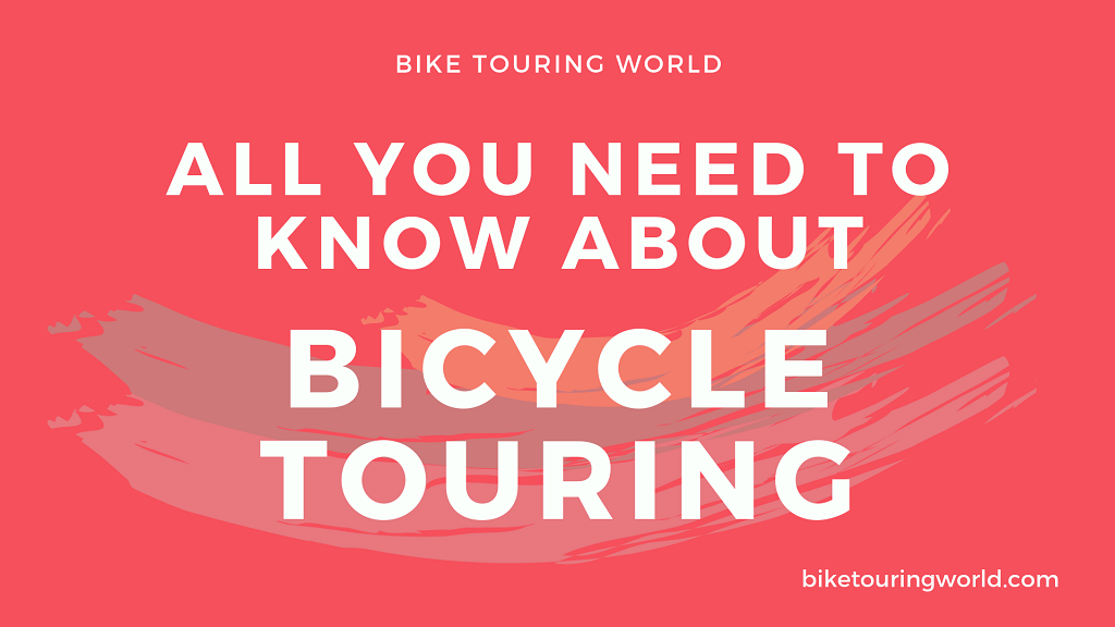 Start Bicycle Touring: Basics