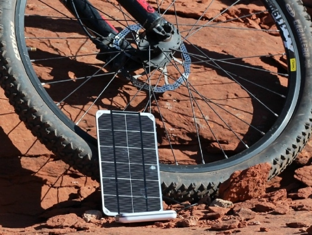 Electricity on a Bike Tour: How to Keep Your Electronics Charged